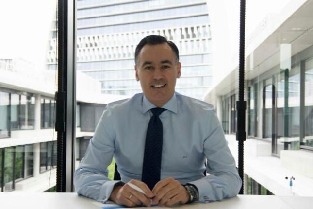 David Conde, nuevo director de la Territorial Este de BBVA