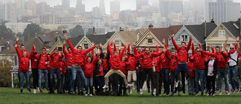 Banco Santander acompañará a Silicon Valley a más de 50 jóvenes emprendedores de su programa Explorer