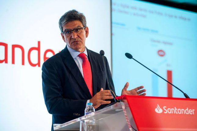 José Antonio Álvarez cree que el Brexit podría afectar el crecimiento del negocio minorista de Banco Santander en Reino Unido