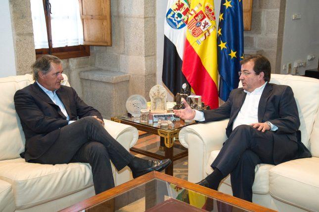 Acciona se suma al protocolo de la Junta de Extremadura para el aprovechamiento sostenible de los espacios forestales