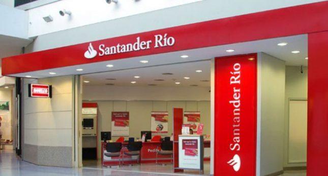 Banco Santander Río mantiene su liderazgo entre los bancos privados de Argentina, en términos de créditos y depósitos