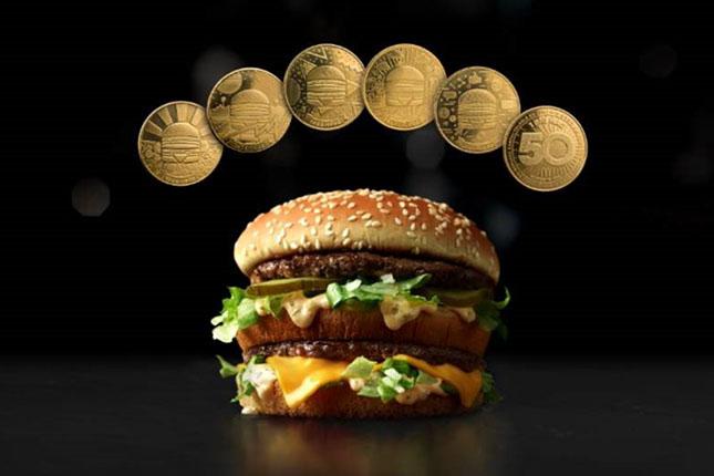 McDonald's crea su propia moneda