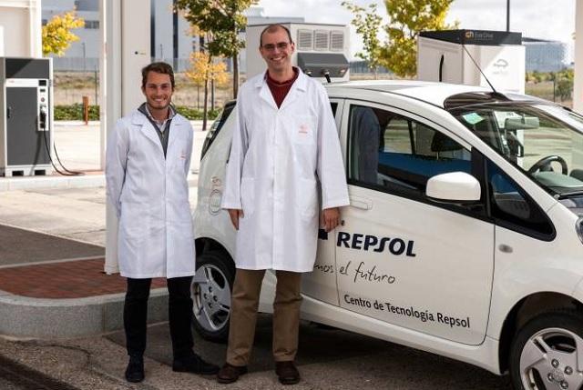 El Proyecto Clima de movilidad eléctrica de Repsol evita más de 1.000 toneladas de CO2