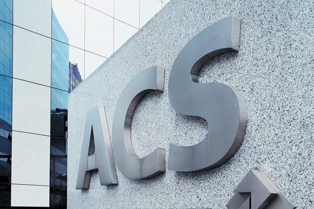 ACS lanza un plan de recompra de acciones