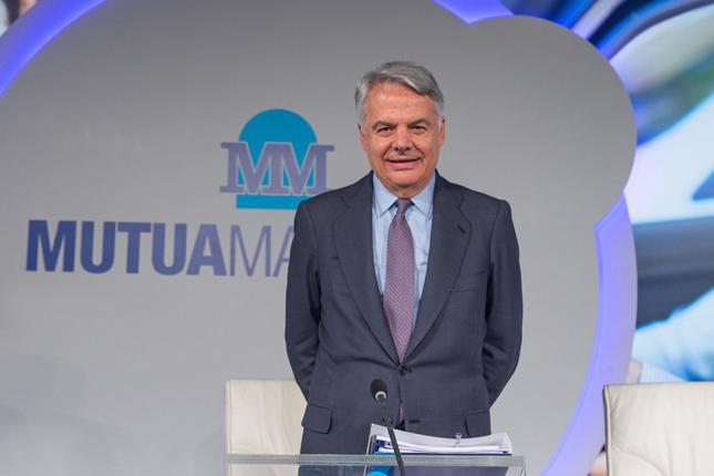 Entrevista a Ignacio Garralda presidente de Mutua Madrileña