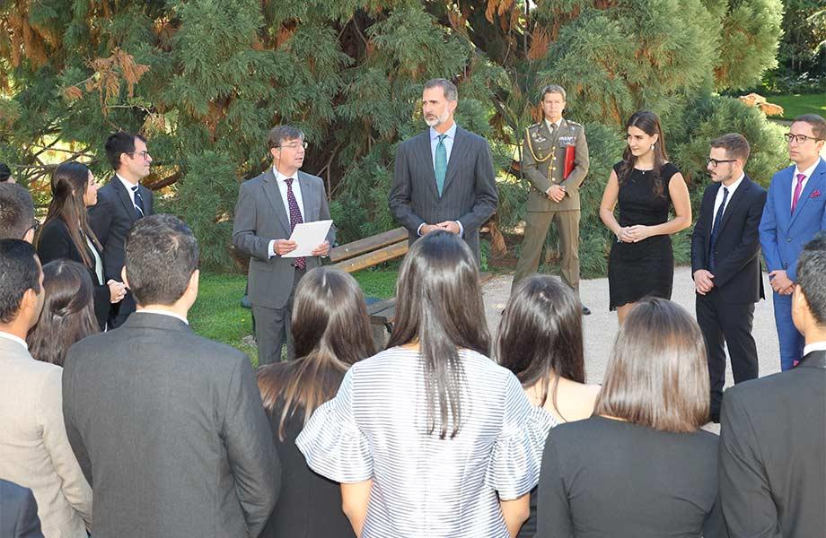 Banco Santander respalda la XV edición del programa Jóvenes Líderes Iberoamericanos