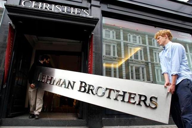 Se cumplen diez años de la caída de Lehman Brothers