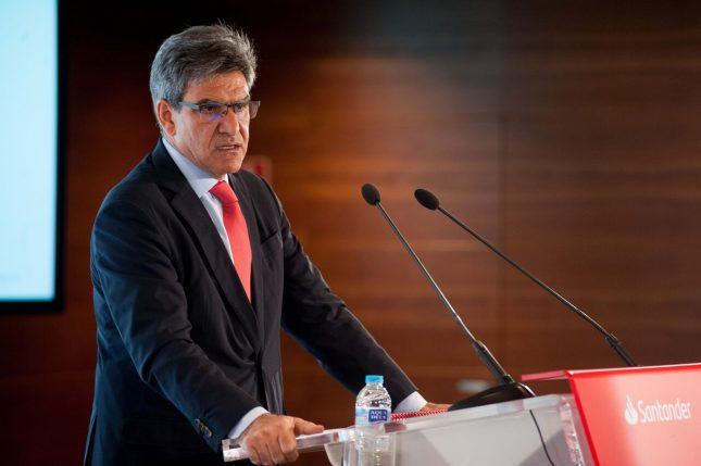 """José Antonio Álvarez (Banco Santander): """"Me hace mucha ilusión ser el presidente ejecutivo del primer banco de mi país"""""""