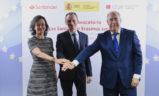 I Convocatoria de 'Becas Santander Erasmus'