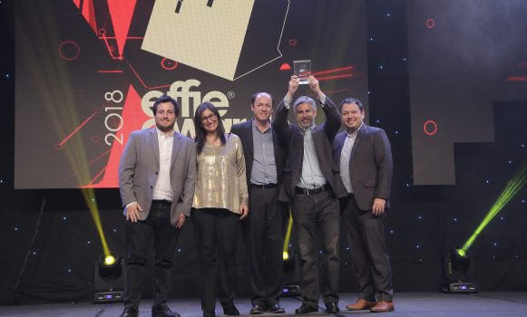 Banco Santander Chile triunfa en premios Effie