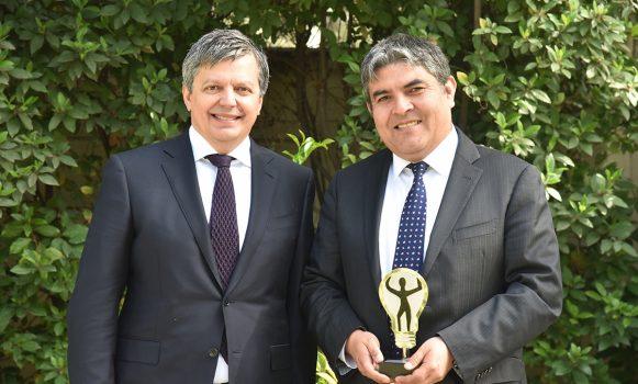 Banco Santander Chile, una de las empresas más innovadoras según Best Place to Innovate
