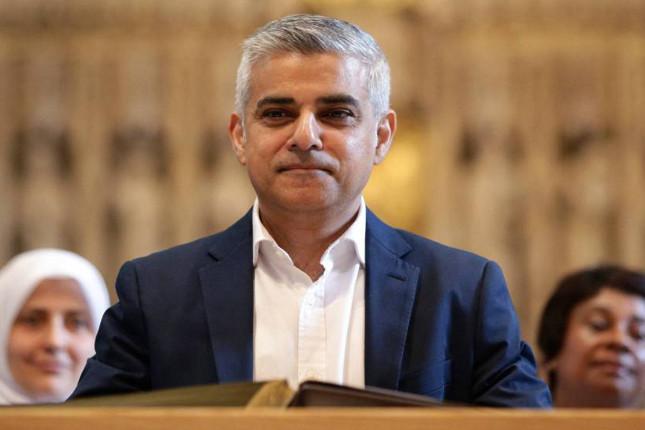 El alcalde de Londres pide un referéndum como opción para detener el 'Brexit'