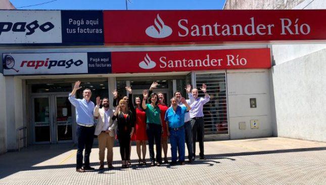 Ana Botín promueve la inclusión financiera a través de los programas de Santander Río en Argentina