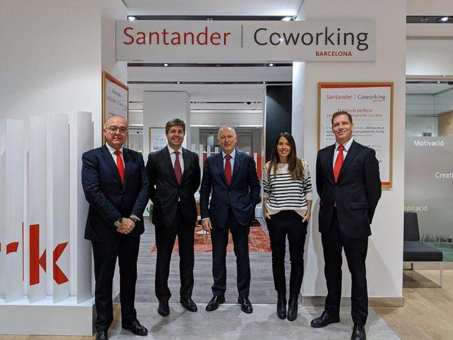 Banco Santander y Netmentora apuestan por el emprendimiento en Cataluña