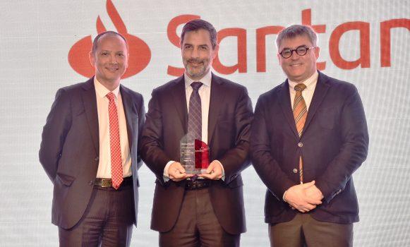 Banco Santander Chile, en el Top 5 del ranking de reputación corporativa de Merco 2018