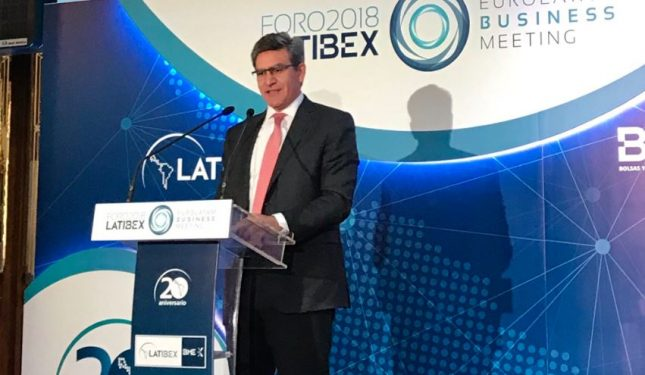 """José Antonio Álvarez (Banco Santander): """"En Latinoamérica tenemos una gran presencia y un compromiso de permanencia largo plazo"""""""