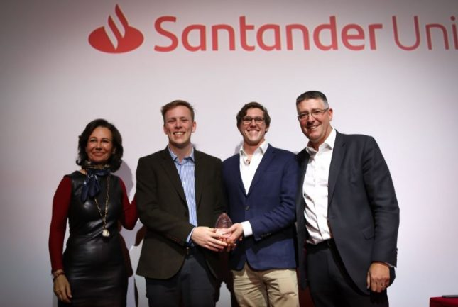 Ana Botín reitera el compromiso de Banco Santander con el emprendimiento en Reino Unido