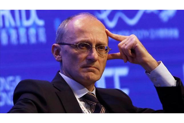 El presidente del Consejo de Supervisión del BCE, en contra de las grandes fusiones bancarias