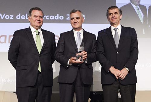 Banco Santander Chile es reconocido por su gobierno corporativo en la encuesta Voz del Mercado 2018