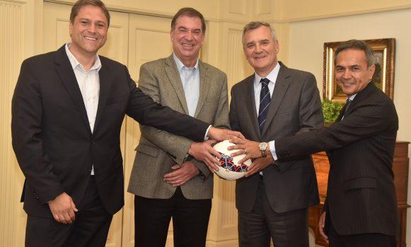 Banco Santander Chile será patrocinador de la selección chilena de fútbol desde 2019