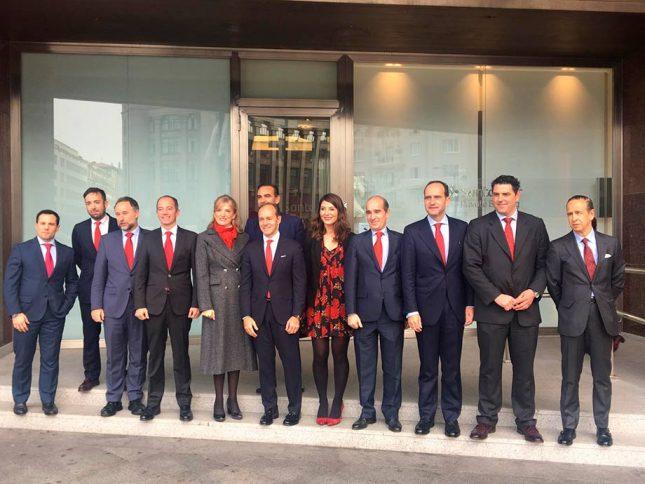 Banco Santander alcanza cuatro oficinas de banca privada en el País Vasco, que gestionan más de 4.000 millones de euros de patrimonio