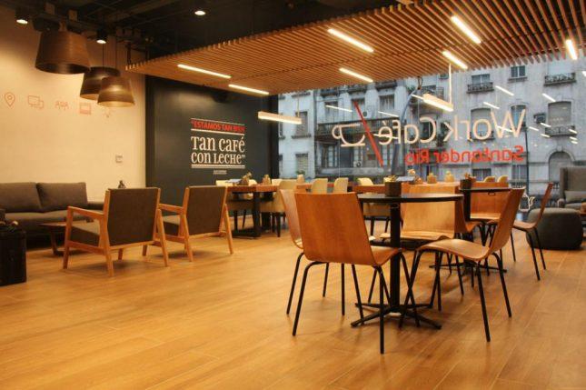 Banco Santander Río abre su primer Work Café en Argentina