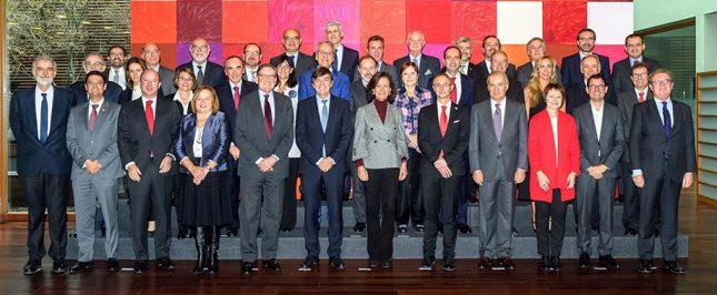 Ana Botín reitera el compromiso de Banco Santander con la educación superior
