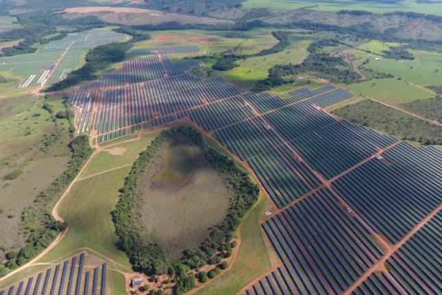 La energía fotovoltaica crece un 19% en 2018