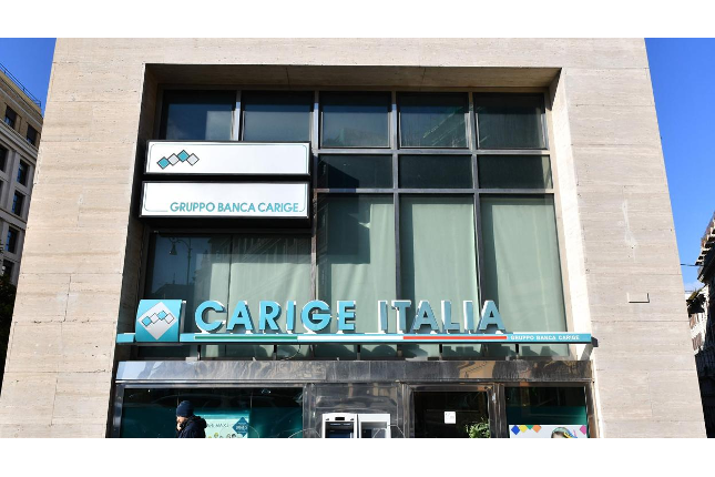 """Italia busca una """"solución privada"""" para Banca Carige"""