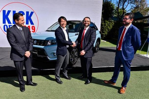 Banco Santander México y Suzuki Motor acuerdan alianza para crédito automotriz