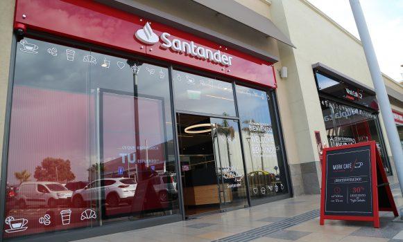 Banco Santander Chile abre una nueva sucursal Work Café en la región de Arica