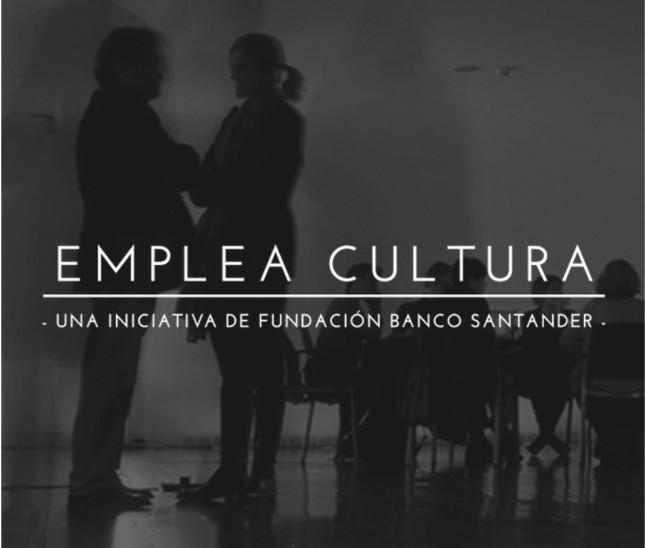 Fundación Banco Santander avanza en la V edición de su programa 'Emplea Cultura'