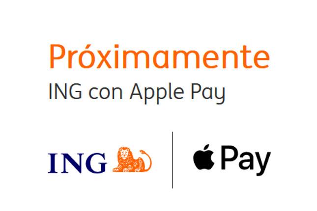 los clientes de ING contarán con Apple Pay