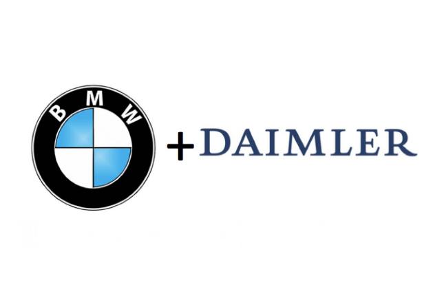 BMW y Daimler invertirán más de 1.000 millones de euros en servicios de movilidad