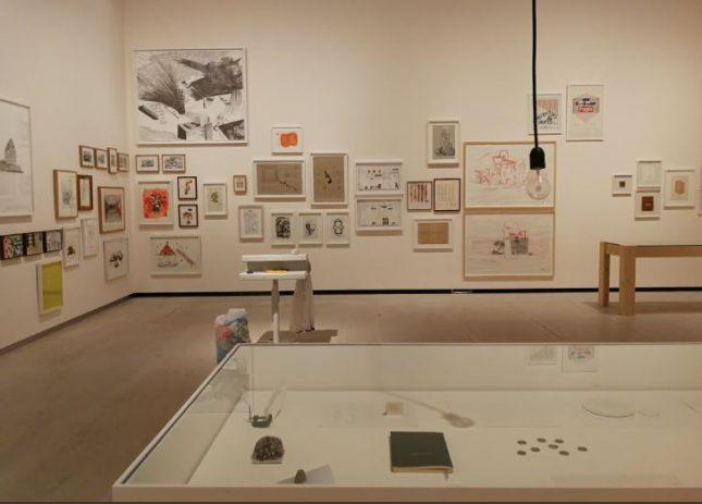 Fundación Banco Santander inaugura en la Ciudad Financiera una muestra con 350 obras del coleccionista Teixeira Freitas