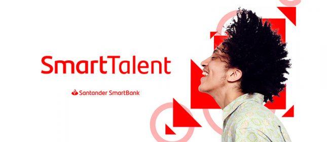 Banco Santander lanza la competición de talento Santander Smart Talent