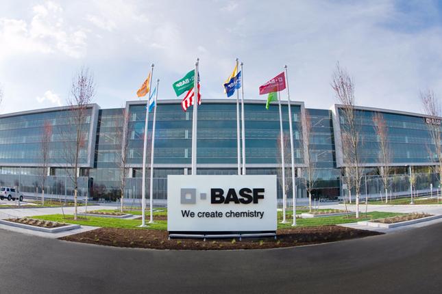 Basf facturó 1.078 millones de euros en 2020