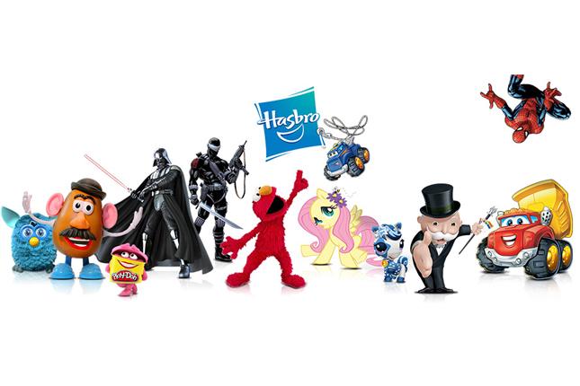 Hasbro gana un 44% menos en 2018