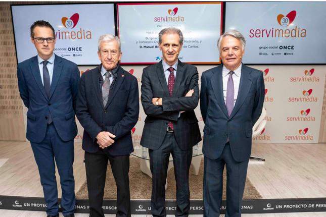 Ignacio Garralda propone unir sectores de la economia