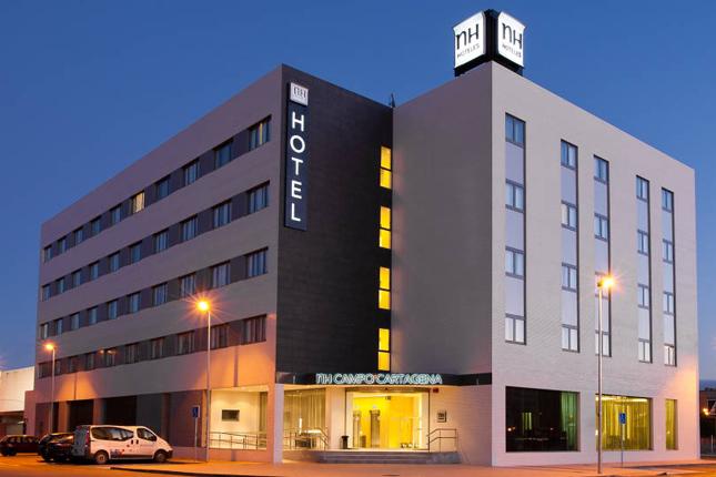 Las pernoctaciones hoteleras caen un 85% en enero