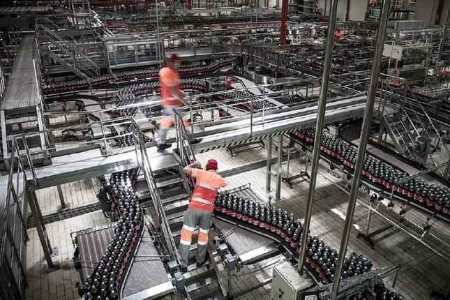 Coca-Cola European Partners plantea un ERTE para sus empleados de Málaga