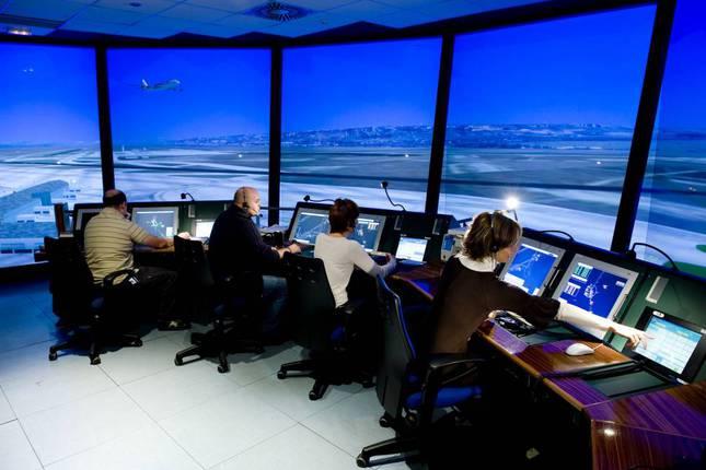 Enaire gestiona más de 144.000 vuelos en enero