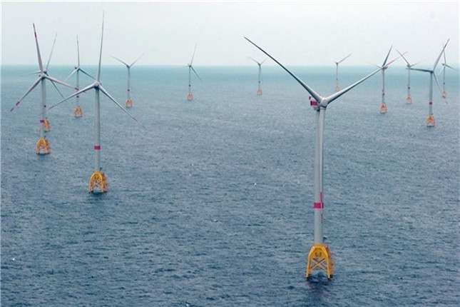 Iberdrola desarrolla un proyecto de eólica marina en Nueva York