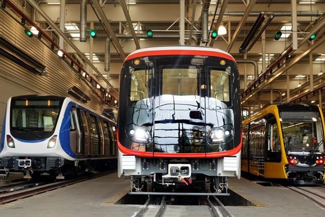 Bombardier suministrará 10 trenes de alta velocidad a China