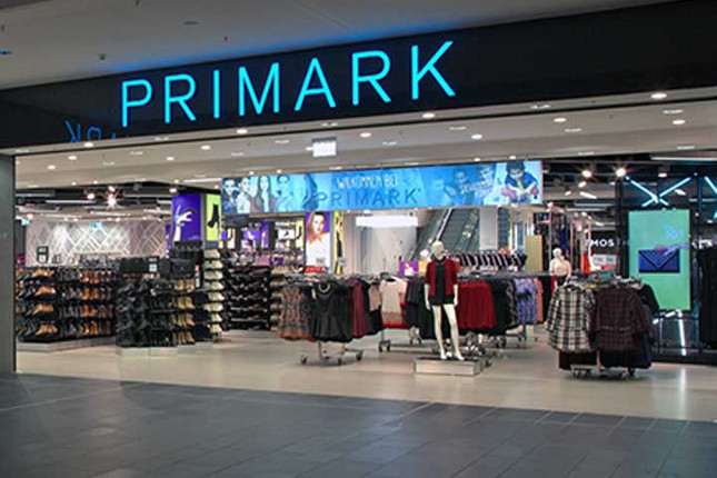 Primark pondrá en marcha planes de contingencia para afrontar la falta de suministros de China