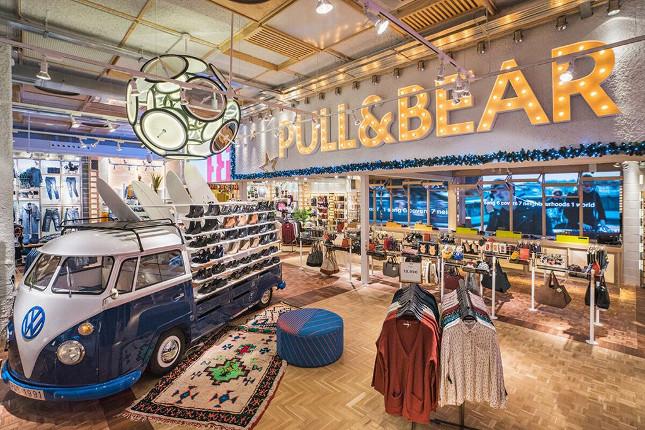 Pull&Bear lanzará una colección deportiva con Umbro