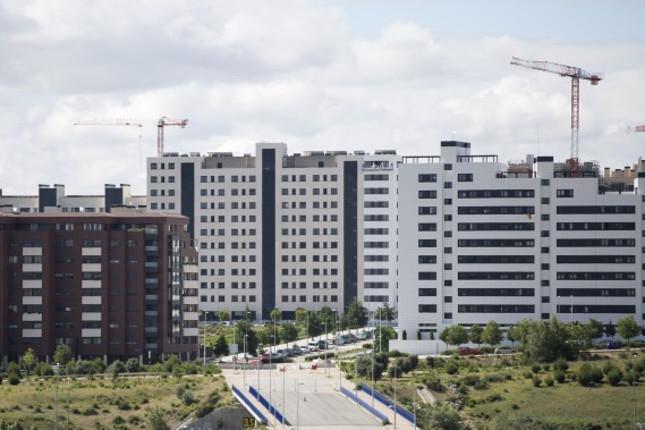 El precio de la vivienda sube un 4,1% en febrero