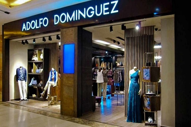 Adolfo Domínguez registra 10,4 millones de euros en pérdidas