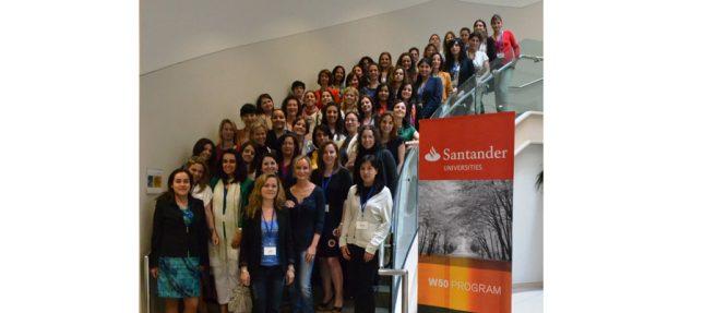 Banco Santander y la Universidad de California impulsan el liderazgo de mujeres directivas con el programa W50