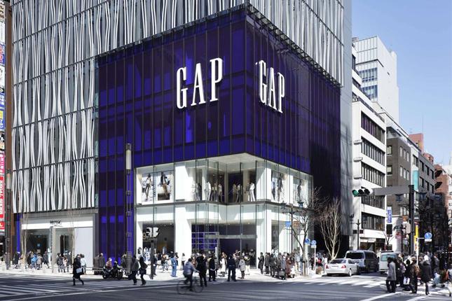 Gap anuncia una reestructuración a nivel mundial
